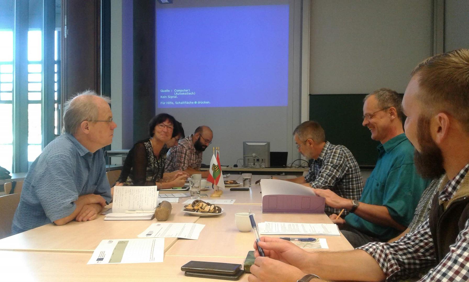 Pracovní setkání projektových partnerů v Drážďanech 4. září 2019, autor Ondřej Volf